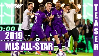 "Teaser ""MLS All-Star, Orlando 2019"" - LuisNani"