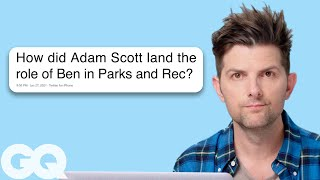 Adam Scott Goes Undercover on Reddit, Instagram, and Twitter | Actually Me | GQ thumbnail