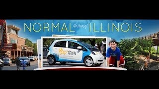 EV Town - Normal, Illinois