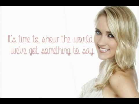 Miley Cyrus ft. Emily Osment - Wherever I Go (Miley and Lily) HQ + Lyrics