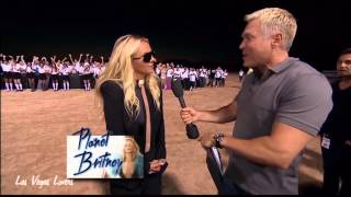 Britney Spears Announces Planet Hollywood Residency In Las Vegas