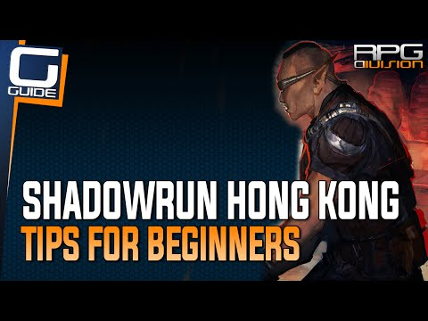 Shadowrun Hong Kong - Tips for Beginners (All Shop Locations, Crew Management, Spending Money...)