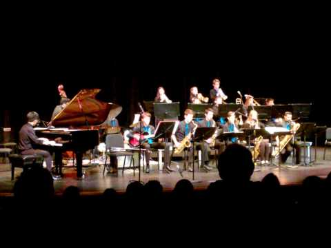 Agoura High School Jazz A - I Let a Song Go Out of My Heart