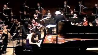 Schumann: Piano Concerto in A minor Op.54 (1st mvt). Marta Espinós