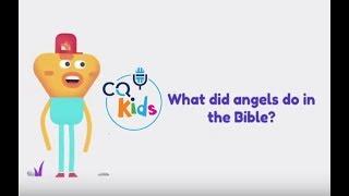 Was haben Engel in der Bibel? CQ Kids