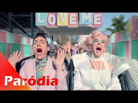 "Download Katy Perry - ""DEI PRO TEU IRMÃO"" - Chained To The Rythm (Paródia/Redublagem)"