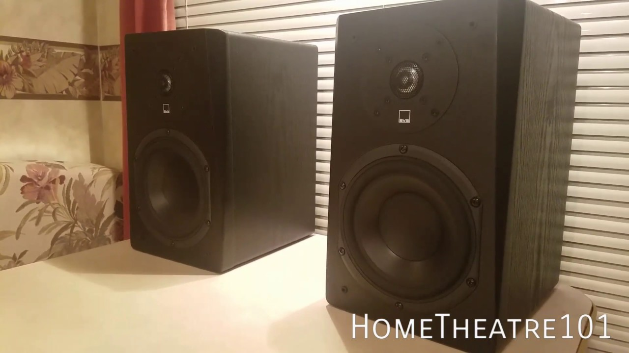 SVS Prime Bookshelf Speakers Update