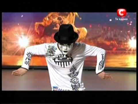 Видео, Украна ма талант-3 Киев - Атай - СУПЕР ТАНЕЦ