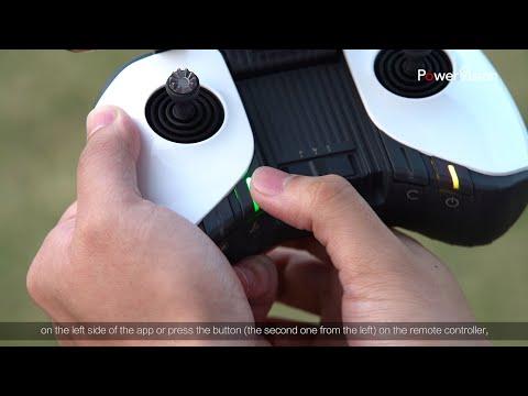 PowerEgg X Tutorial - Auto-return and Auto-landing