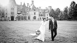 Biltmore Estate Wedding - Connie & Will