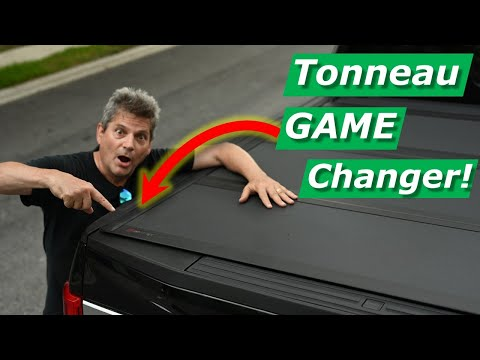 Tonneau Cover Game Changer: Review Pickup Truck Bed Covers Ford F150