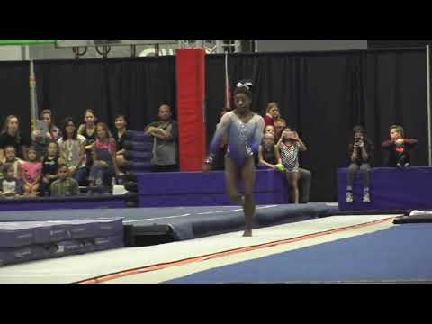 Meet the BILES on vault