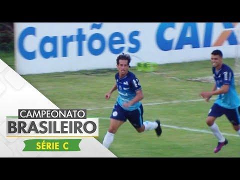 Melhores momentos - São Bento 1 x 0 Volta Redonda - Série C (09/09/2017)