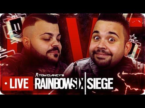BIG BROTHERS SIEGE IN LIVE !!! [Rainbow Six Siege] w/CiccioGamer89 LIVE🔴