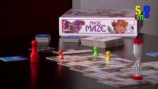 Spiel doch mal MAGIC MAZE! (Spiel doch mal...! - Folge 133)
