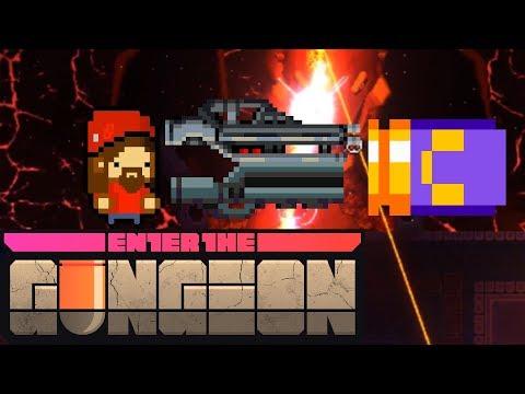 Enter the Gungeon | Electrosnake | Custom Rungeon