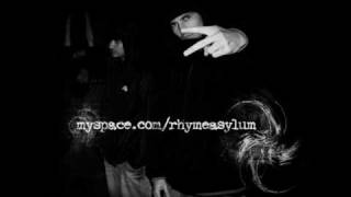 Rhyme Asylum - The Uprising