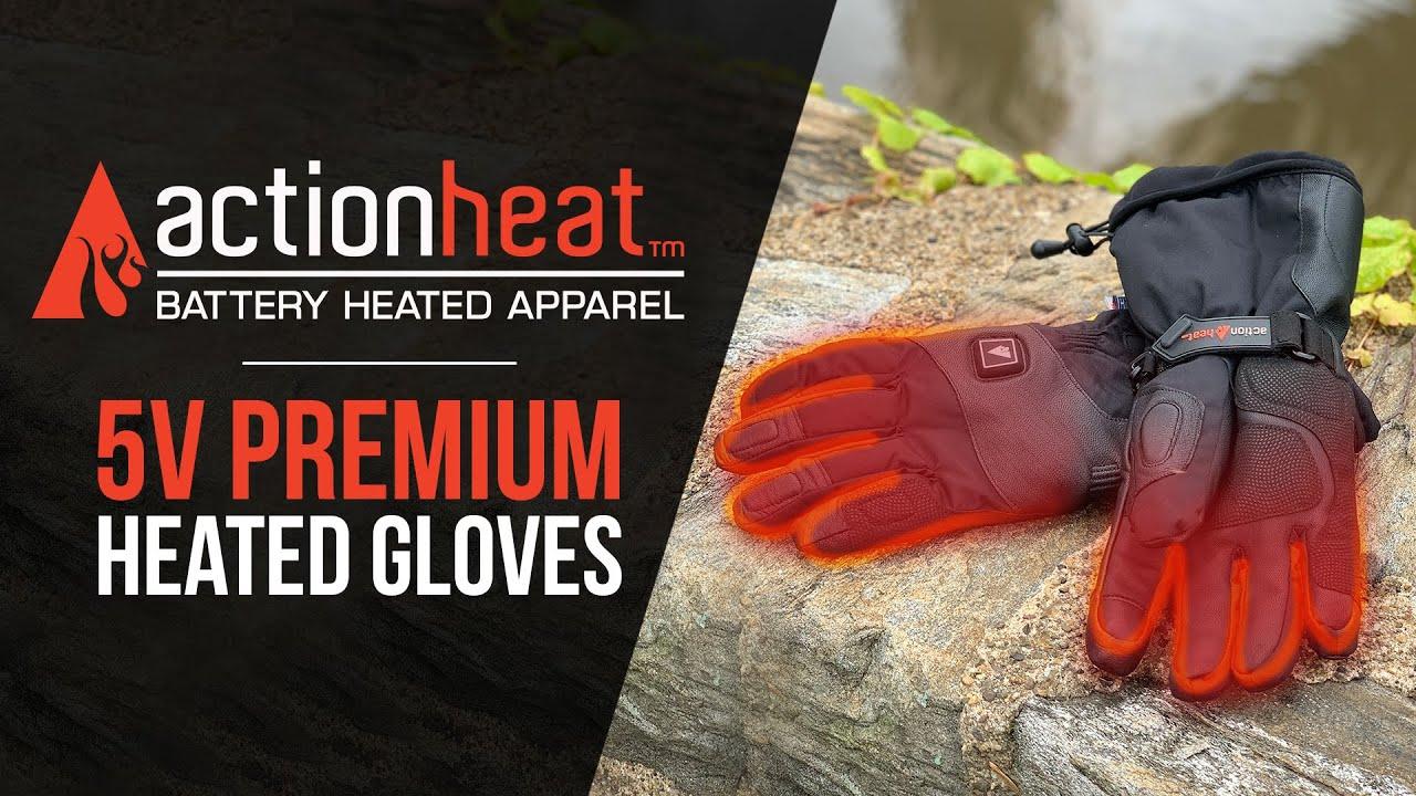 temp 360 5v frenzied gloves