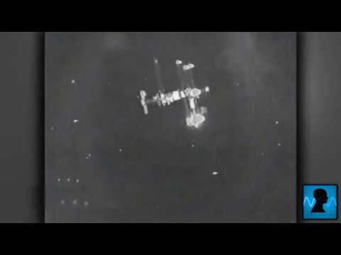 NASA STS 74 Mission Footage Shows UFO's Everywhere!!! (UFO Mysteries)