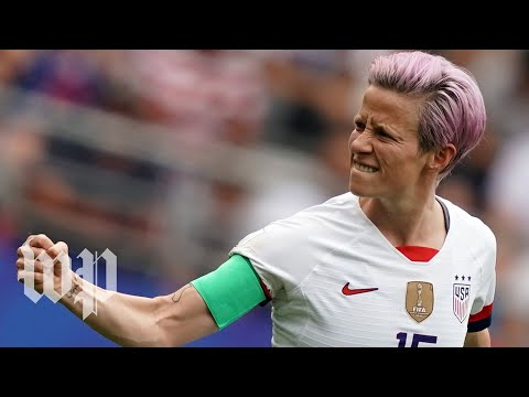 Michael J. - USA Women Play for World Cup but Some Americans are Rooting AGAINST them!