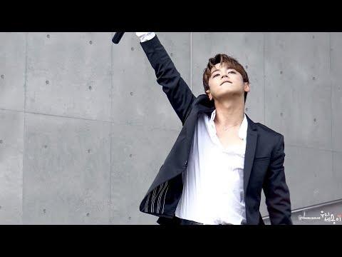 170723 MYNAME is 도쿄 릴리스 이벤트 2부:: Baby Tonight - 세용(SEYONG)