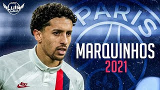 Marquinhos ► Defense Skills, Goals & Assists PSG