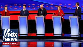 'Ingraham Angle' panel breaks down second Dem debate