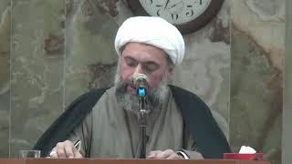 الشيخ عبدالله دشتي - من أقوال الإمام الحسن المجتبى عليه السلام قبل موته