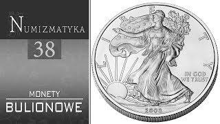 O monetach bulionowych - i losowanie dla Was - numizmatyka