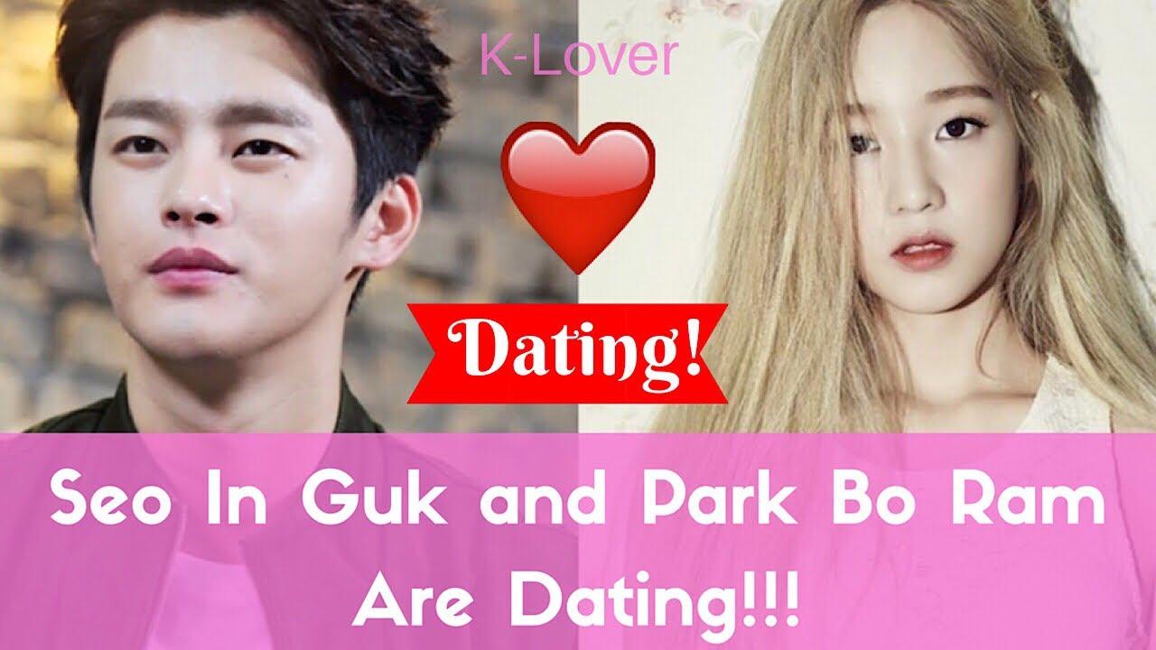 Eunji and in guk dating advice