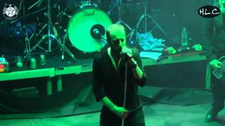 Paradise Lost - Tragic Idol (live 2014 @ Athens, Hellas) HD