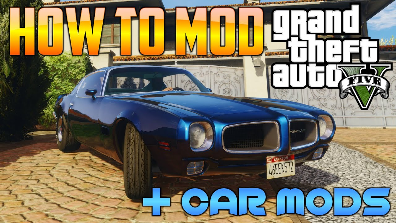 how to add mods to gta v pc