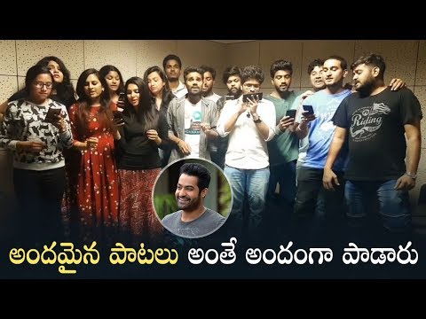 Aravinda Sametha Songs Mashup By Telugu Playback Singers | Beautiful | Manastars