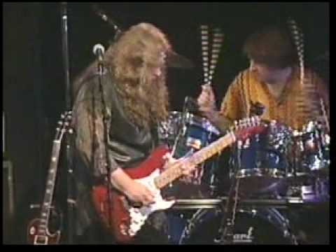 "Warren Haynes - ""Before The Bullets Fly"" 1992"