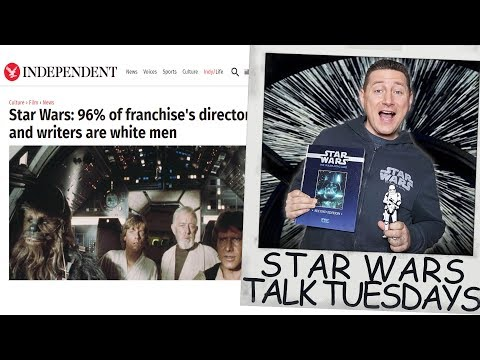 Star Wars: Why This Is The Most Misleading And Deceptive Headline - Star Wars Talk Tuesdays