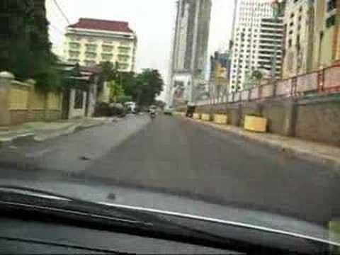 Tanah Abang to Plaza Indonesia, Jakarta, Indonesia