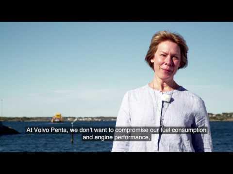 Volvo Penta IMO Tier III solution - Towards sustainability
