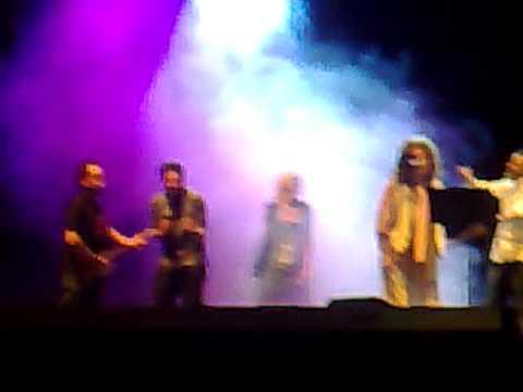 """Concierto Aluche: """"Cruce de caminos"""" 02/06/10"""