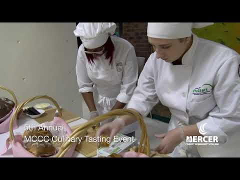 5th Annual Culinary Tasting Event| Mercer County Community College