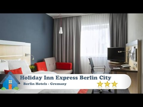 Holiday Inn Express Berlin City Centre - Berlin Hotels, Germany