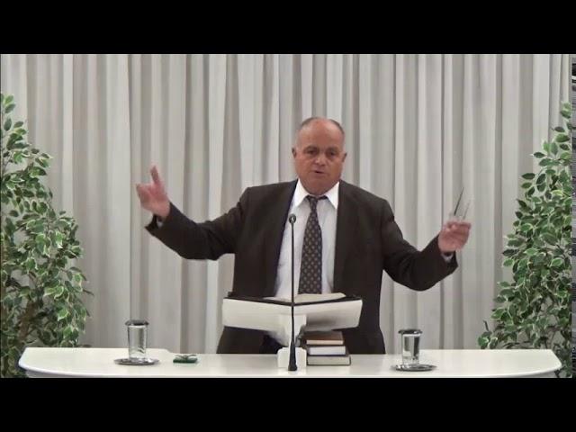 Παντελής Τάντσης 21-12-2017 | κατά Ιωάννην ιε' 1-17