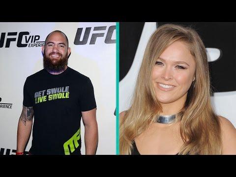 Meet Ronda Rousey's Boyfriend, Travis Browne - And Hear Him Gush Over Her!
