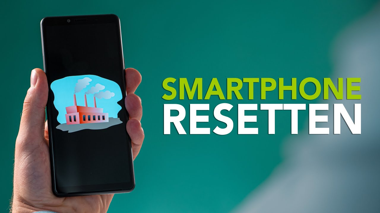 Je Android-smartphone resetten: zo doe je dat