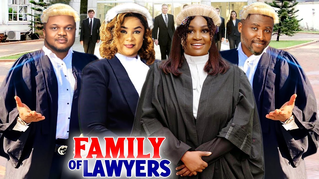 Download FAMILY OF LAWYERS  FULL MOVIE - NEW MOVIE HIT CHIZZY ALICHI 2021 LATEST NIGERIAN MOVIE