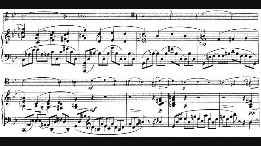Sergei Rachmaninov - Cello Sonata in G minor - YouTube