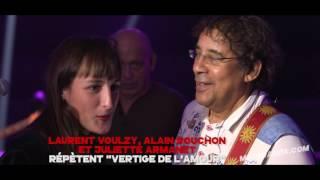 Répétitions Taratata Cali, Olivia Ruiz, Laurent Voulzy, Alain Souchon, Juliette Armanet (2016)