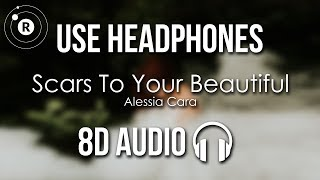 Alessia Cara - Scars To Your Beautiful (8D AUDIO) Video