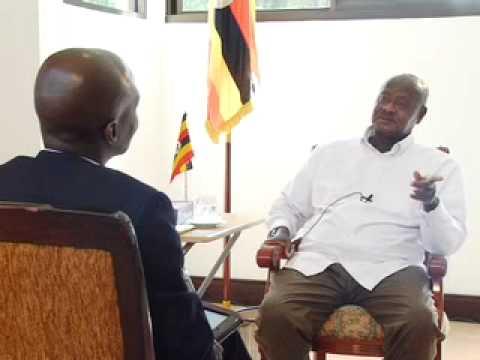 ON THE SPOT: H.E Yoweri Kaguta Museveni