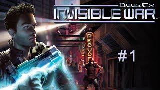 Deus Ex: Invisible War (Ep. 1 – Security Breach)