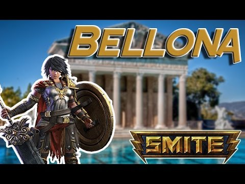 how to play bellona smite
